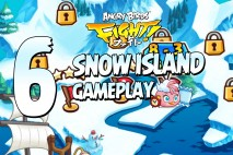 Angry Birds Fight! – Snow Island Gameplay – Part 6
