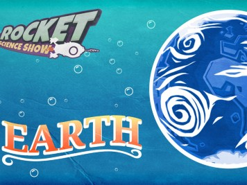 Angry Birds Space Rocket Science Show Earth Feature