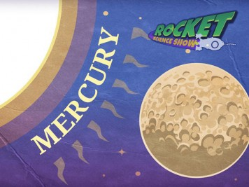 Angry Birds Space- Rocket Science Show - Mercury Feature Image