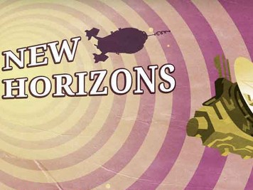 Angry Birds Space Rocket Science Show New Horizons