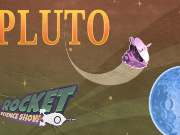 Angry Birds Space- Rocket Science Show - Pluto Feature Image