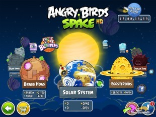 Angry Birds Space Solar System Update Now Available! | AngryBirdsNest