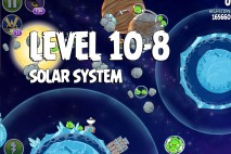 Angry Birds Space Solar System Level 10-8 Walkthrough