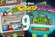 Angry Birds Fight! – Special Mecha Monster Pig Event – Part 9