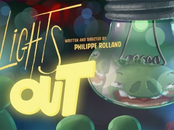 Piggy Tales- Pigs at Work - Episode 14 Lights Out Feature