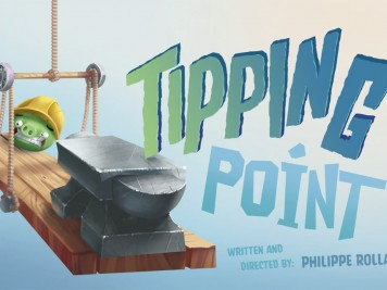 Piggy Tales- Pigs at Work - Tipping Point Image