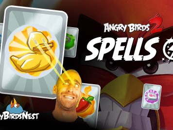 Angry Birds 2 Spells Revealed Feature Image