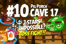 Angry Birds Epic Pig Porch Level 10 Walkthrough | Chronicle Cave 17