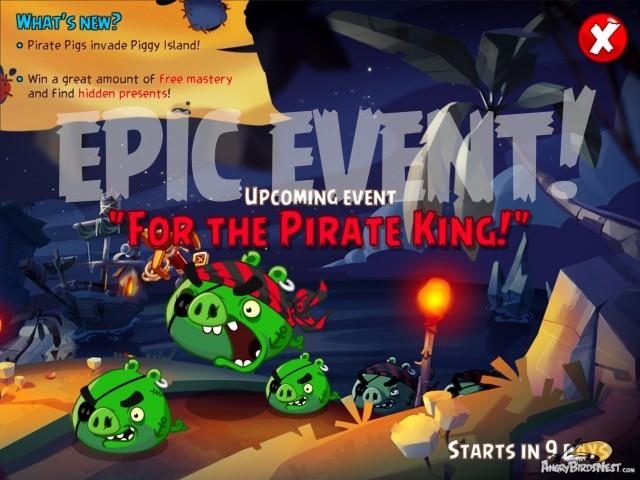 Work like a captain, play like a pirate!