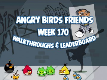 Angry Birds Friends Special Tournament Week 170 Feature Image