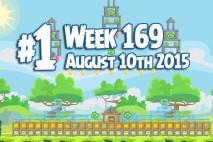 Angry Birds Friends 2015 Tournament Level 1 Week 169 Walkthrough
