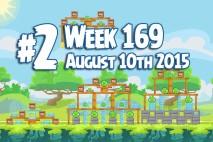 Angry Birds Friends 2015 Tournament Level 2 Week 169 Walkthrough