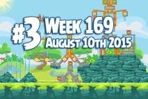 Angry Birds Friends 2015 Tournament Level 3 Week 169 Walkthrough