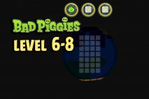 Bad Piggies The Road To El Porkado Level 6-8 Walkthrough