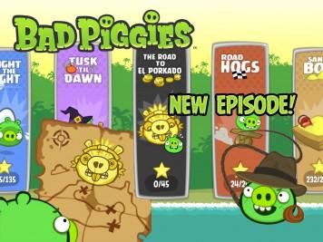 Bad Piggies The Road to el porkado update feature image