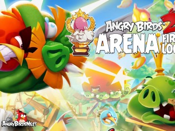 First Look at the Angry Birds 2 Arena Tournament Feature Image