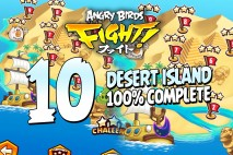 Angry Birds Fight! – Desert Island 100% Complete – Part 10