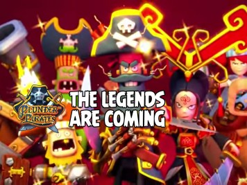 Plunder Pirates from Rovio Stars The Legends Are Coming Update Featured Image v2