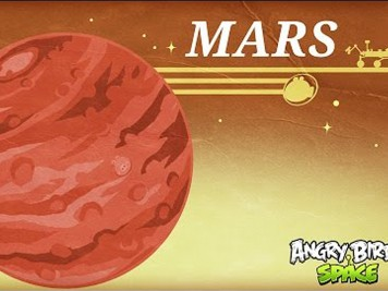 Rocket Science Show Mars Image
