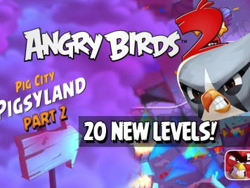 Angry Birds  2 Update adds new levels to Pigsyland Feature Image