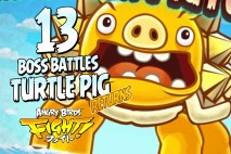 Angry Birds Fight! – The Return Of Turtle Pig BOSS FIGHT