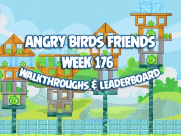 Angry Birds Friends Tournament Week 176 2015 Feature Image