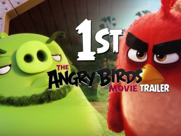 Angry Birds Moive First Teaser Trailer Featured Image