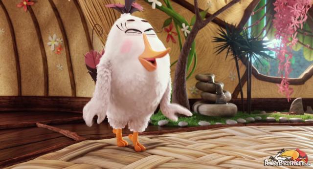 Angry Birds Moive First Teaser Trailer Matilda Anger Management