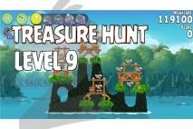 Angry Birds Rio Treasure Hunt Walkthrough Level #9