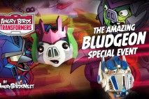 Let's Play Angry Birds Transformers! Bludgeon Special Event (My Favorite Character)