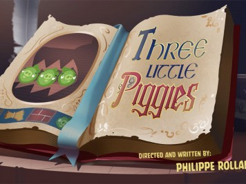Piggy Tales - Pigs At Work Episode 23 - Three Little Piggies Feature Image