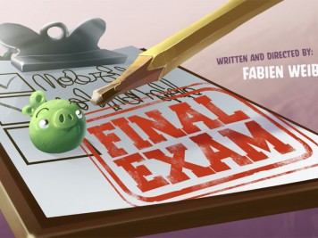 Piggy Tales- Pigs at Work - Final Exam Feature Image