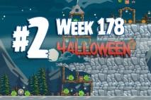 Angry Birds Friends 2015 Halloween Tournament Level 2 Week 178 Walkthrough