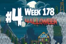 Angry Birds Friends 2015 Halloween Tournament Level 4 Week 178 Walkthrough