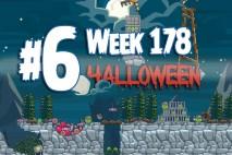 Angry Birds Friends 2015 Halloween Tournament Level 6 Week 178 Walkthrough
