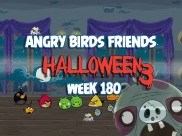 Angry Birds Friends Tournament Week 180 Feature Image