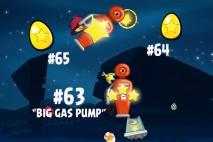 Angry Birds Seasons Invasion of the Egg Snatchers Golden Eggs Walkthroughs