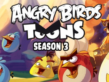 Angry Birds Toons Season 3 Feature Image