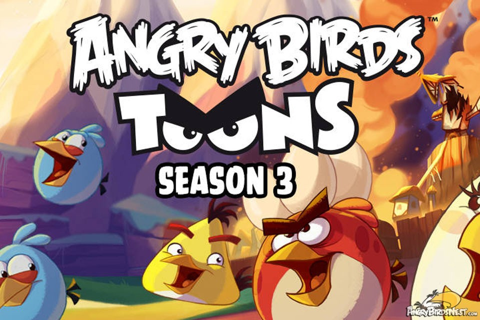 Angry Birds Toons Season 2 Episode 24