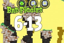 Bad Piggies The Road To El Porkado Level 6-13 Walkthrough