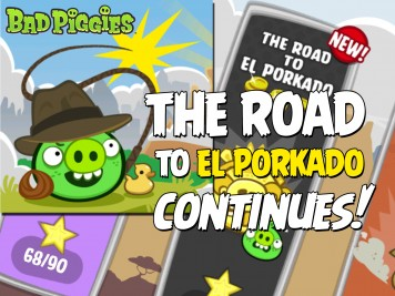 Bad Piggies Update The Road to el porkado continues Feature Image