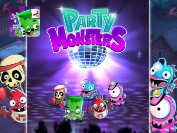 Party Monsters Release Soft Launch Feature Image