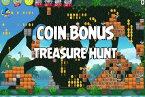 Angry Birds Rio Treasure Hunt Coin Bonus Level Walkthrough
