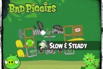 Bad Piggies – PIGineering:  Slow and Steady ROFLcopter