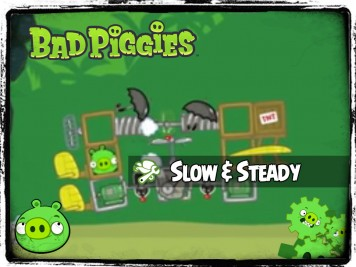 Bad Piggies 34 - Pigineering Slow and Steady ROFLcopter