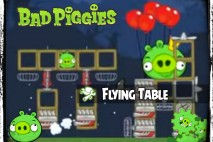 Bad Piggies – PIGineering: Flying Table