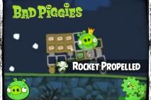 Bad Piggies – PIGineering: Rocket Propelled Grenade vs Truck