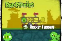 Bad Piggies – PIGineering: Terrain Following Rocket