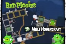Bad Piggies – PIGineering: Mule Hovercraft From Serenity & Barn Swallow