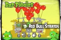 Bad Piggies – PIGineering: Red Bull Stratos Supersonic Pigfall